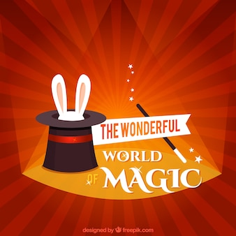 The wonderful world of magic