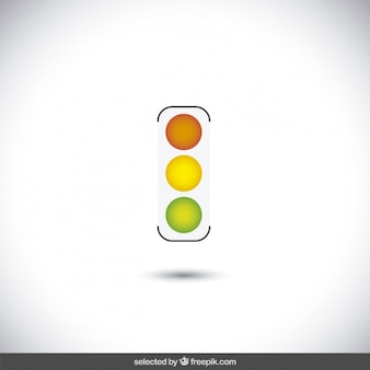 Traffic light logo