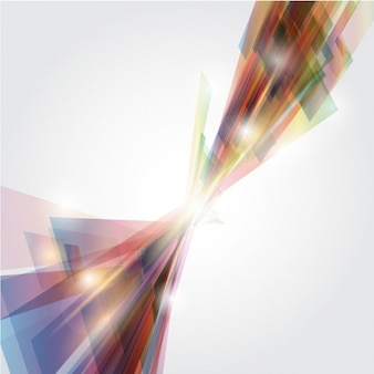 Transparent Abstract Background