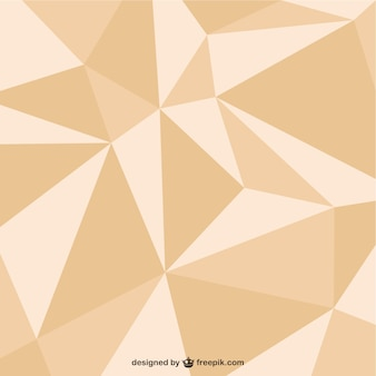 Triangle design template