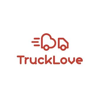 トラックロゴデザイン