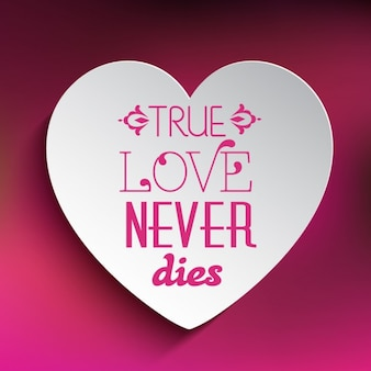True love never dies background