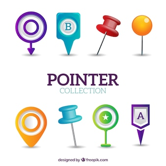 Types of pointers