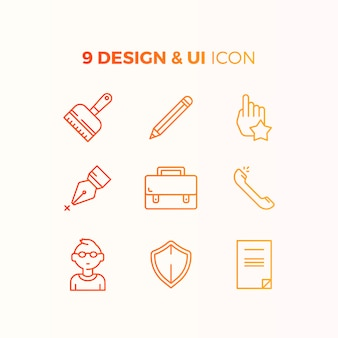 Ui icon collection