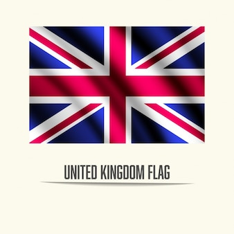 United kingdom flag design