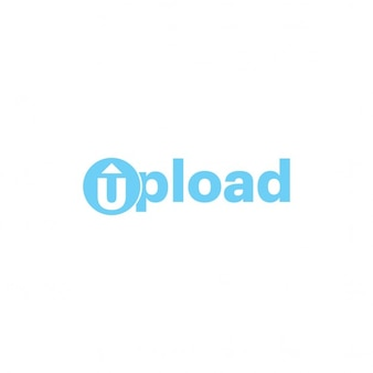Upload, logo