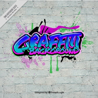 Urban art background