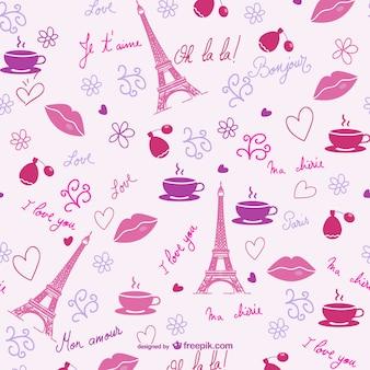 Valentine Paris pattern