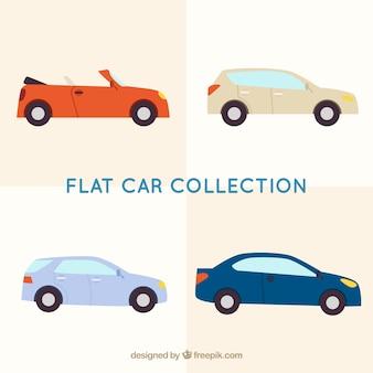 Various car models