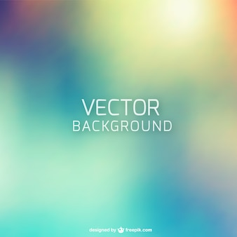 Vector abstract blur background