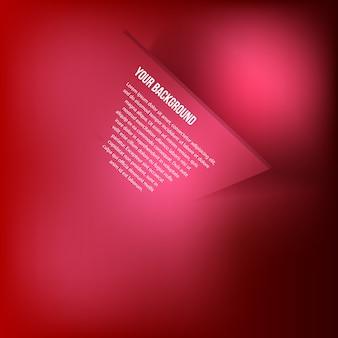 ベクトル背景抽象的なフラクタル。影のデザイン