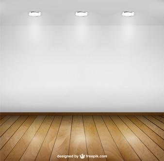 Vector spotlight room design
