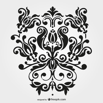 Vector swirl graphic free