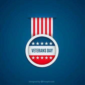 Veterans day badges