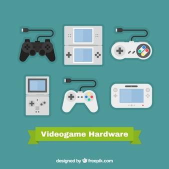 Videogame hardware