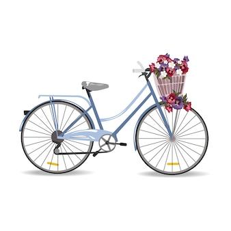 Vintage bike design