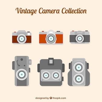 ヴィンテージカメラコレクション