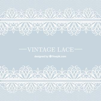 Vintage lace background