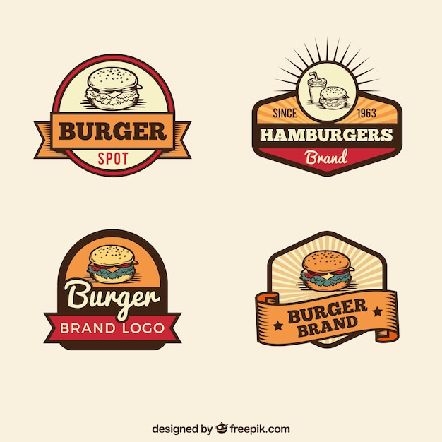 Food Logo Vectors, Photos and PSD files | Free Download