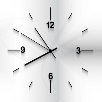 Wall clock background