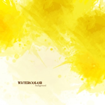 Watercolor background design
