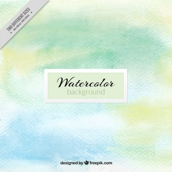 Watercolor background in soft tones