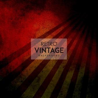 Watercolor retro vintage background