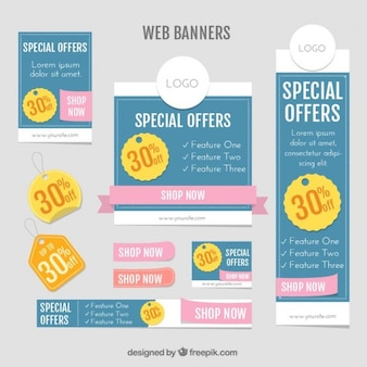 Web Banners Collection