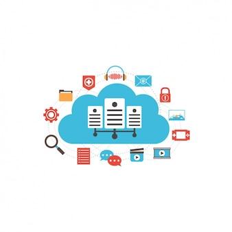 Web storage design