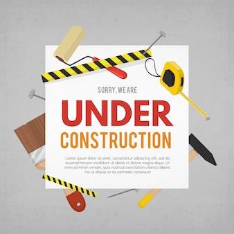 Web under construcction