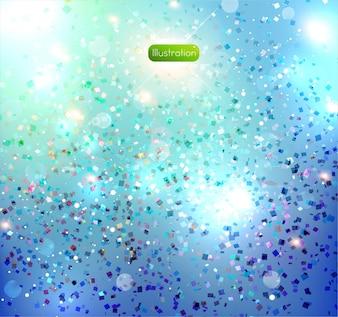 Website abstract technology web blue