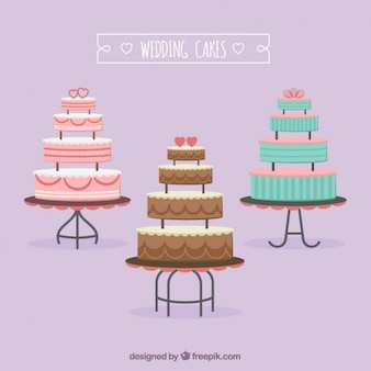 Wedding Cakes Pack