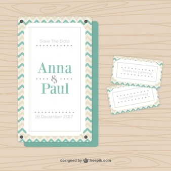 Wedding Invitation and Cards Template