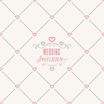 Wedding pattern design