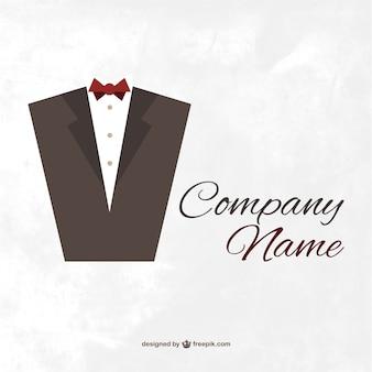 Wedding suit logo