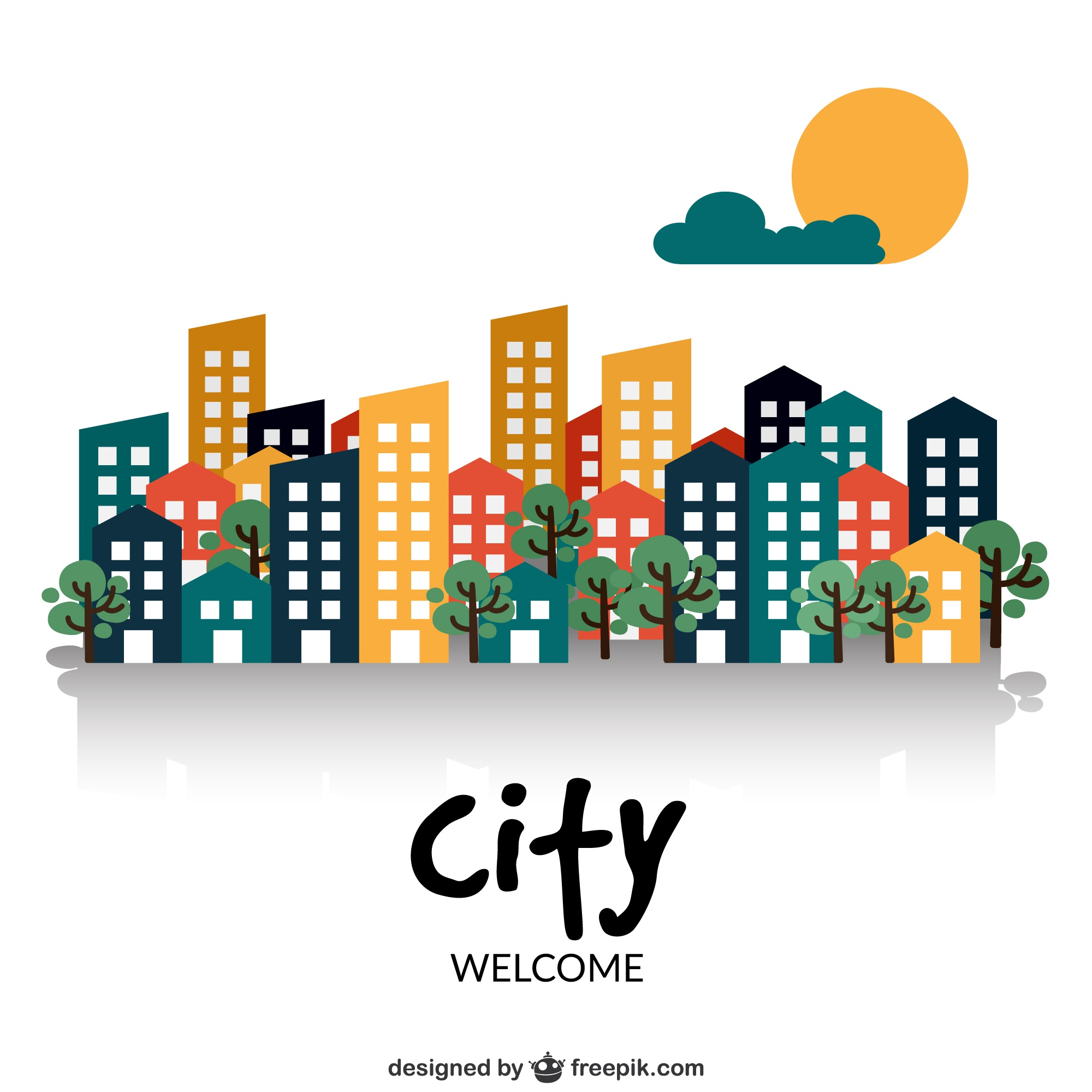 Welcome to the city