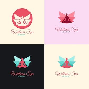 Wellness Spa Logo