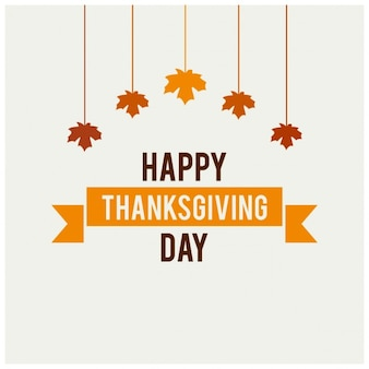 White background for thanksgiving day