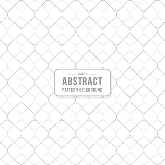 White background with a geometric pattern