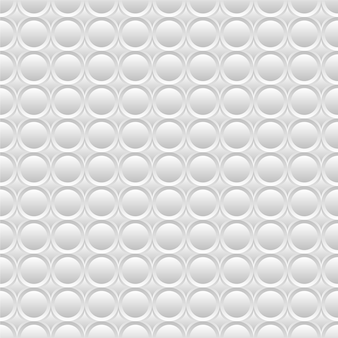 White background with circles