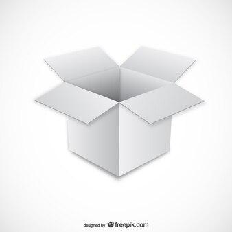 White box illustration