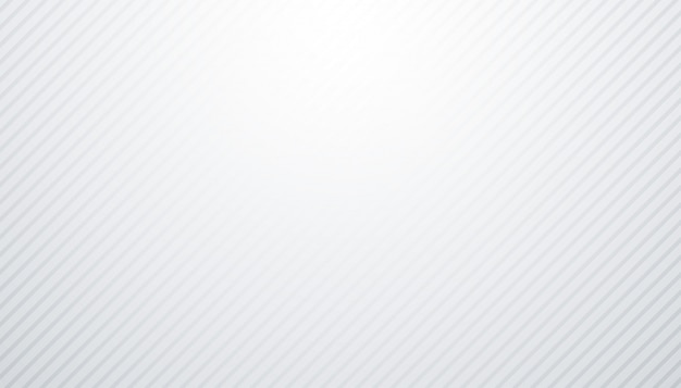 White and gray background with diagonal lines pattern