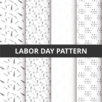 White labor day patterns