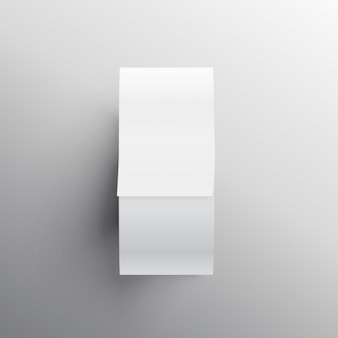 White tape, mockup