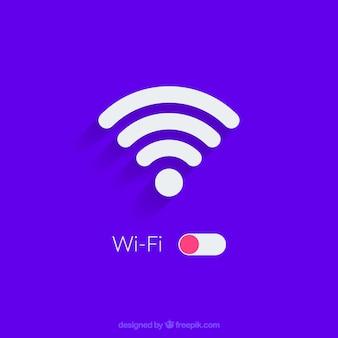 Wifiの背景デザイン