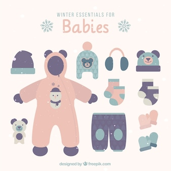 Winter essential for babies
