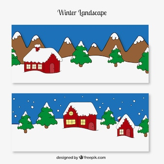 Winter Landscape Pack