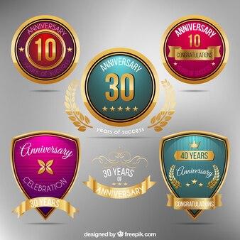 Years of success anniversary