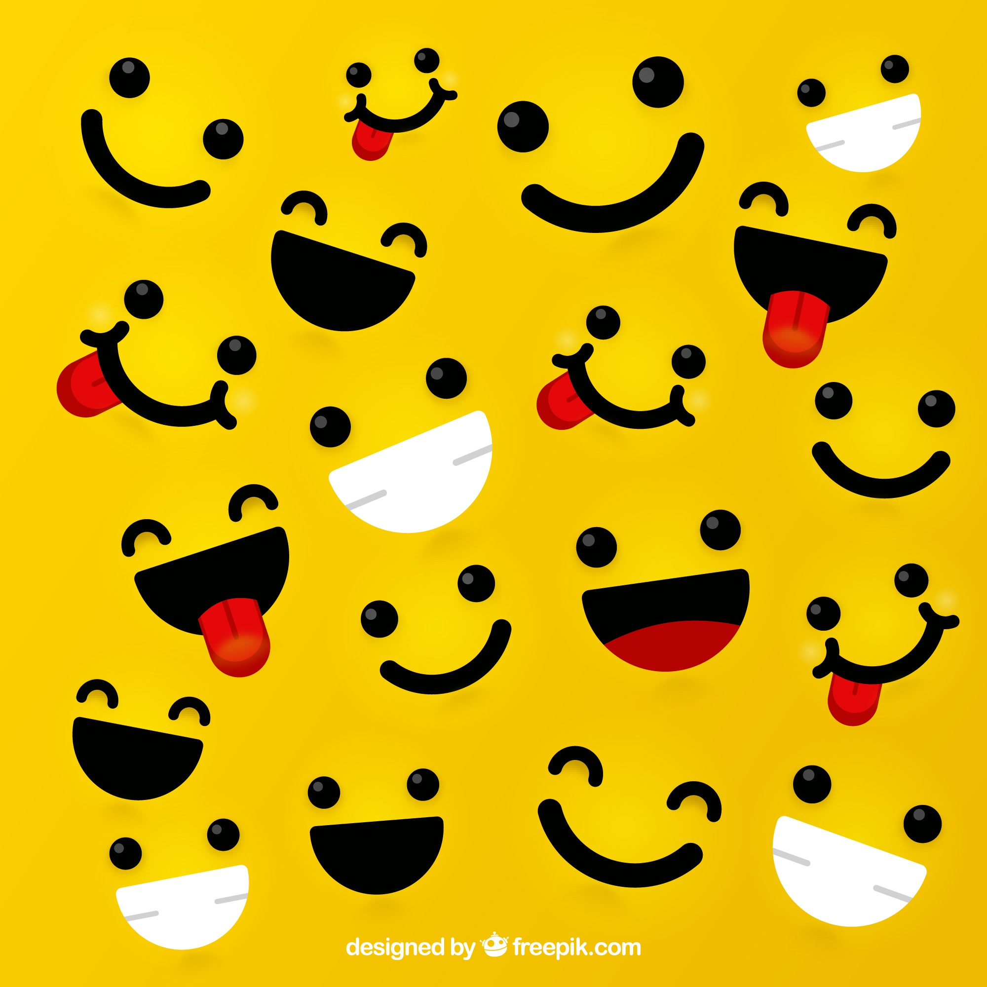 smile vectors  photos and psd files free download smiley face vector images smiley face vector free