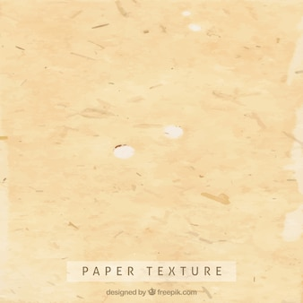 Yellow paper texture with abstract shapes